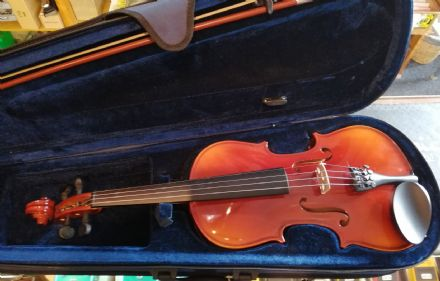 Antoni Debut 4/4 Violin Outfit (PRE-OWNED)